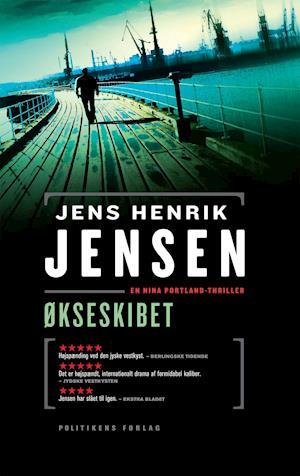 Bog, hardback Økseskibet af Jens Henrik Jensen