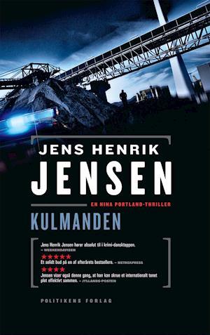 Bog, hardback Kulmanden af Jens Henrik Jensen