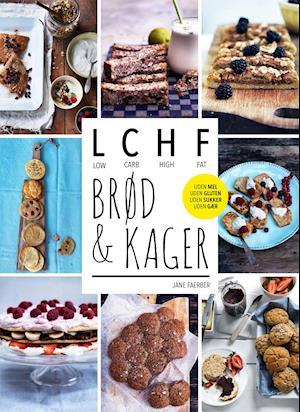 Bog, hæftet Brød & kager af Jane Faerber