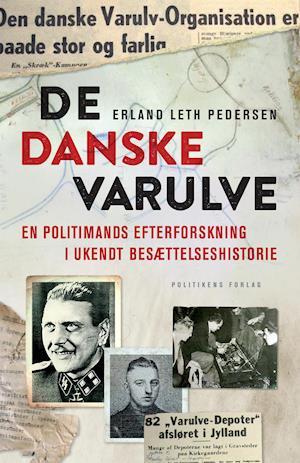 Bog, indbundet De danske varulve af Erland Leth Pedersen
