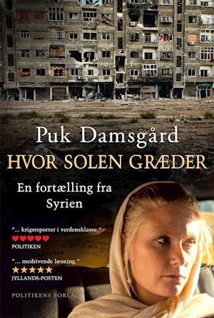 Hvor solen græder af Puk Damsgård