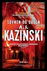 Søvnen og døden af A.J. Kazinski, Anders Rønnow Klarlund, Jacob Weinreich
