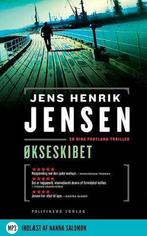 Økseskibet af Jens Henrik Jensen