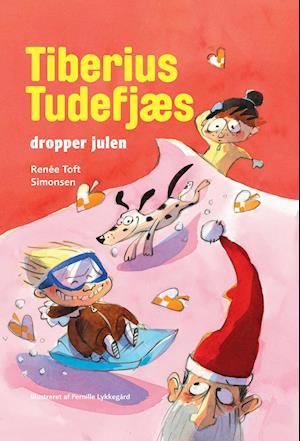 Bog indbundet Tiberius Tudefjæs dropper julen af Renée Toft Simonsen