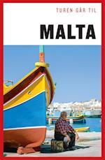 Turen går til Malta (Politikens rejsebøger)