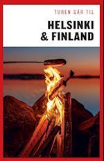 Turen går til Helsinki & Finland (Politikens rejsebøger)