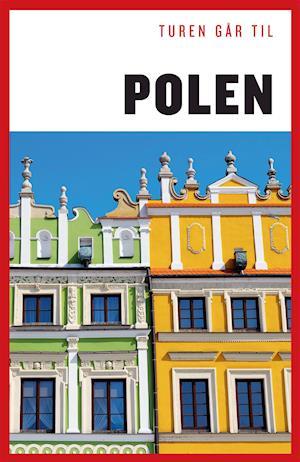 Bog, hæftet Turen går til Polen af Lise Hannibal