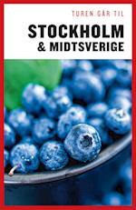 Turen går til Stockholm & Midtsverige (Politikens rejsebøger)