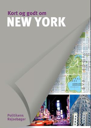 Bog hæftet Kort og godt om New York af Raphaëlle Vinon