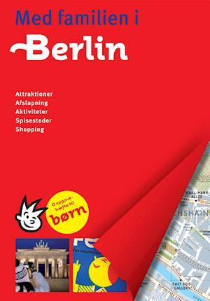 Bog, hæftet Med familien i Berlin af Séverine Bascot, Estelle Alexandra Roullé, Leslie Guilbot