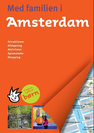 Med familien i Amsterdam