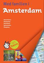 Med familien i Amsterdam (Politikens rejsebøger)
