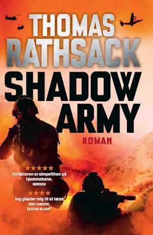 Bog, paperback Shadow army af Thomas Rathsack