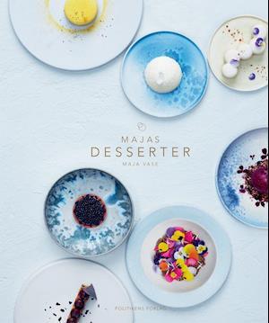 Bog, indbundet Majas desserter af Maja Ambeck Vase