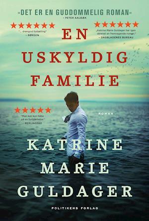 Bog, indbundet En uskyldig familie af Katrine Marie Guldager