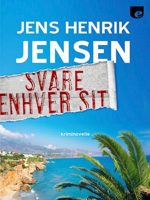 Svare enhver sit af Jens Henrik Jensen