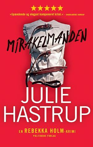 Bog, indbundet Mirakelmanden af Julie Hastrup