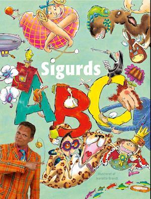 Sigurds ABC af Sigurd Barrett