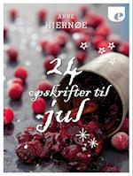 24 opskrifter til jul