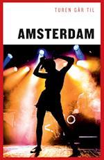 Turen går til Amsterdam (Politikens rejsebøger)