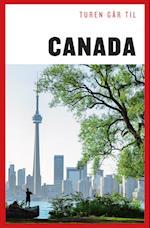 Turen går til Canada (Politikens rejsebøger)