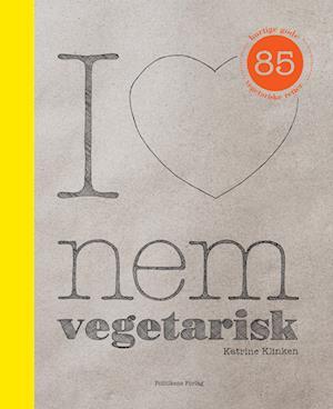 I love nem vegetarisk af Katrine Klinken