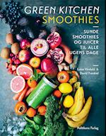 Green kitchen smoothies af David Frenkiel, Luise Vindahl