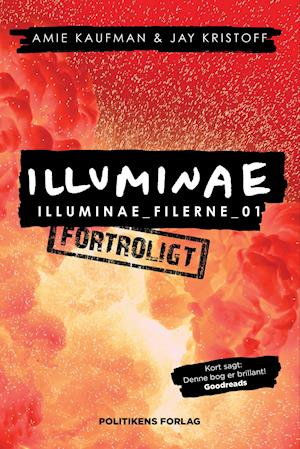 Bog, hæftet Illuminae af Amie Kaufman, Jay Kristoff
