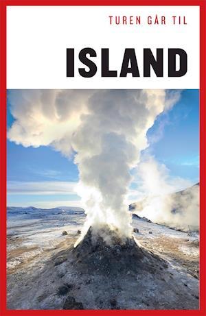Bog, hæftet Turen går til Island af Kristian Torben Rasmussen