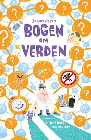 Bog, indbundet Bogen om verden af Johan Olsen