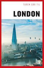 Turen går til London (Politikens rejsebøger)