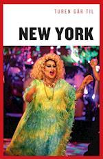 Turen går til New York (Politikens rejsebøger)