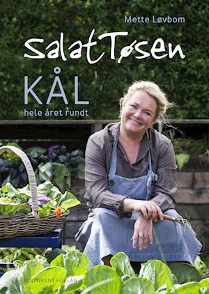 Bog, hæftet SalatTøsen - kål hele året rundt af Mette Løvbom