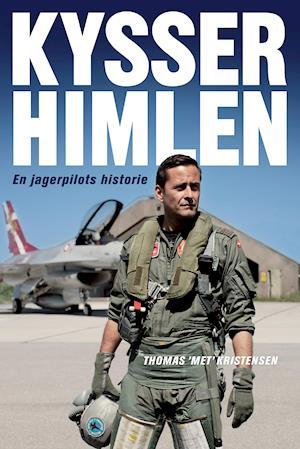 Bog, hæftet Kysser himlen af Thomas Kristensen