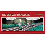 Og det var Danmark - kalender 2018
