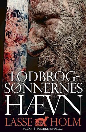 Bog, indbundet Lodbrogsønnernes hævn af Lasse Holm