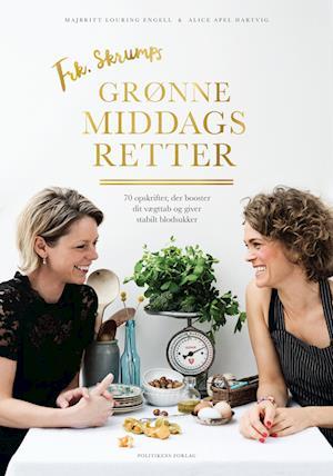 Frk. Skrumps grønne middagsretter af Alice Apel Hartvig, Majbritt Louring Engell