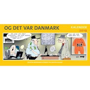 Og det var Danmark - kalender 2019