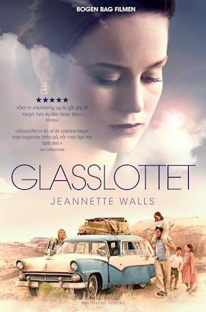 Bog, hæftet Glasslottet af Jeannette Walls