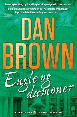 Bog hæftet Engle & dæmoner af Dan Brown