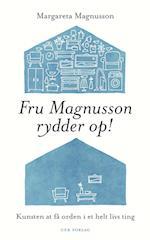 Fru Magnusson rydder op