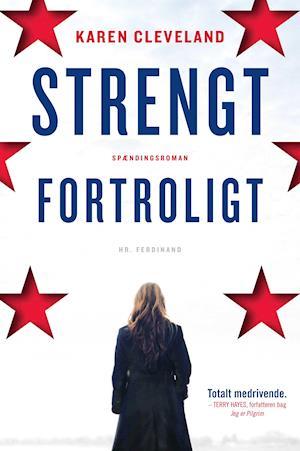 Bog, hæftet Strengt fortroligt af Karen Cleveland