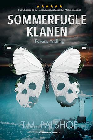 Bog, hæftet Sommerfugleklanen - Pavens Yndling af Troels M. Palshof