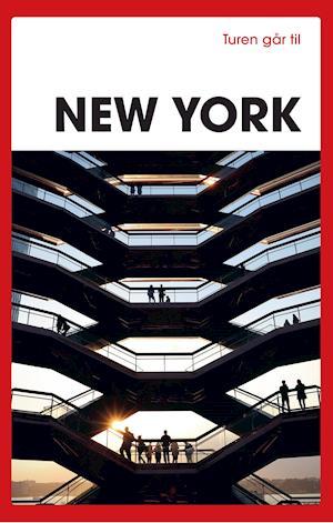 Turen går til New York