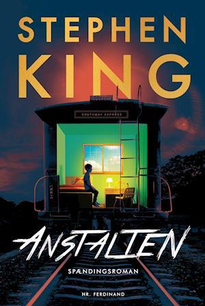 stephen king Anstalten-stephen king-bog på saxo.com