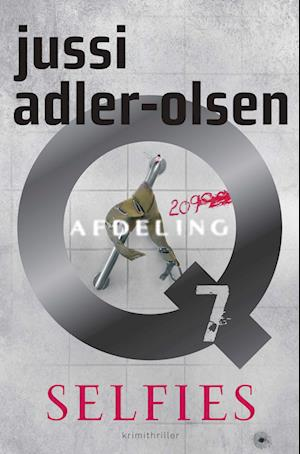 jussi adler-olsen – Selfies-jussi adler-olsen-bog på saxo.com