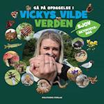 Aktivitetsbog Vickys vilde verden