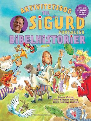 Sigurd fortæller bibelhistorier - aktivitetsbog