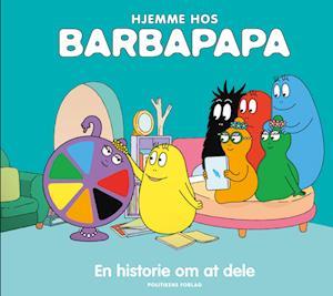 Hjemme hos Barbapapa - en historie om at dele