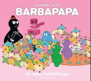Hjemme hos Barbapapa: De søde kattekillinger